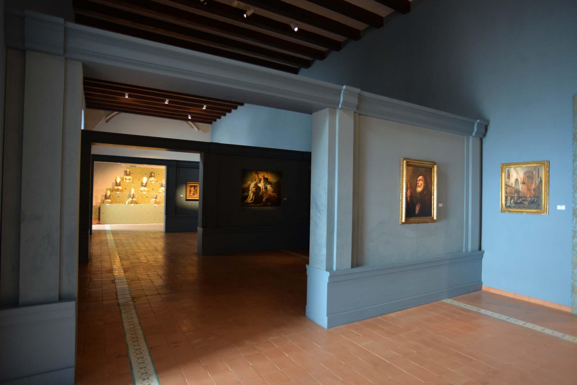 museo abaziale_di_montevergine