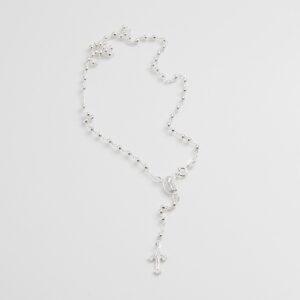 Rosario della Madonna di Montevergine Argento