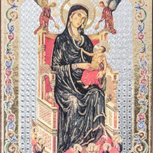 icona della Madonna di Montevergine