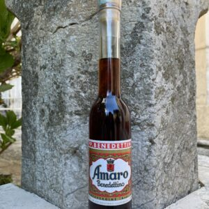 Amaro benedettino bottiglia da 20 cl