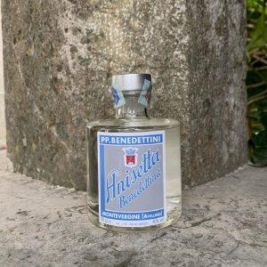 Anisetta Benedettina bottiglia da 20 cl